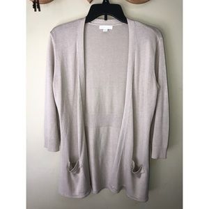 Tops - 3/4 sleeve cardigan
